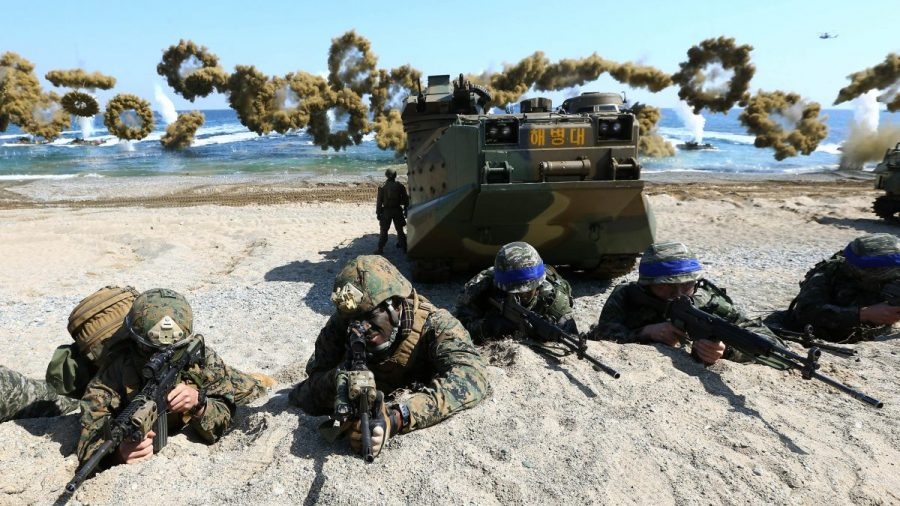US, South Korea to Halt Large-Scale Military Drills to Support Diplomatic Efforts