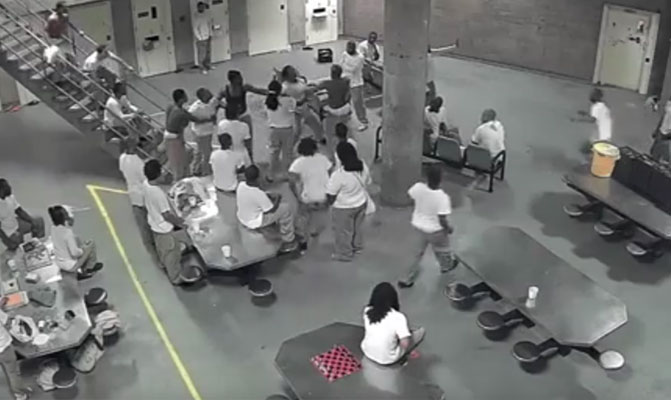 20 Inmates, 2 Officers Injured in Chicago Jail Fights