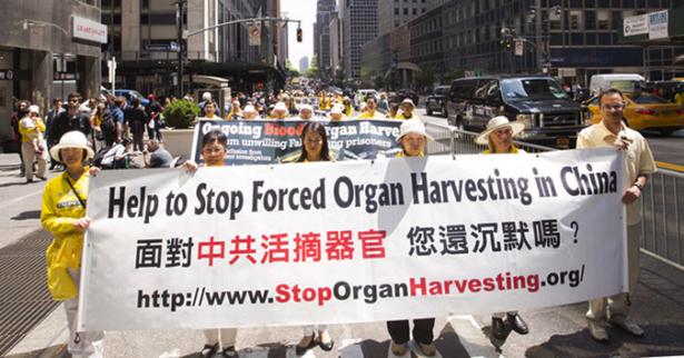 World Falun Dafa in New York City
