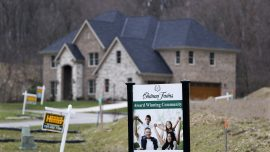 US homebuilder optimism reaches highest point in 12 years