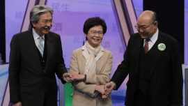 Hong Kong's new leader to be chosen by pro-Beijing committee