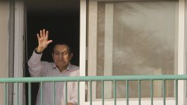 Egypt's ousted leader Hosni Mubarak acquitted after years-long detention