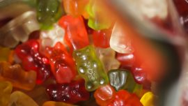 Top selling gummy bear company building new U.S. factory