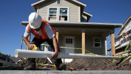 January U.S. home prices highest in last 2.5 years
