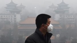 Air pollution from manufacturing kills within and beyond borders