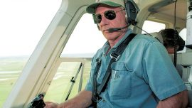 Harrison Ford admits he landed on the taxiway instead of runway