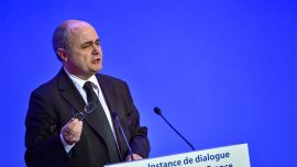 French interior minister resigns over investigation into daughters' jobs