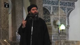 Islamic State's leader has abandoned Mosul, say intelligence sources