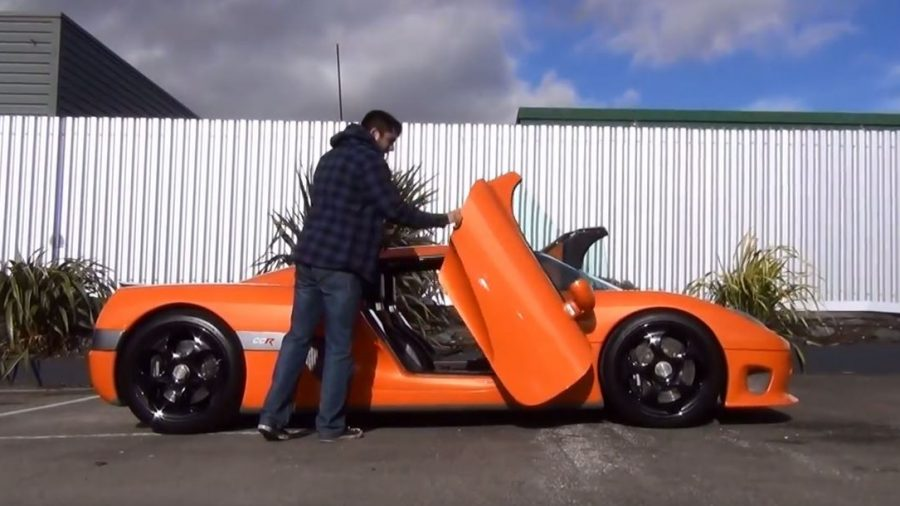 Insane car door designs  – Which one's your favorite?