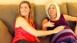 Loving Mother Acts as Surrogate for Daughter who is Unable to Carry Children