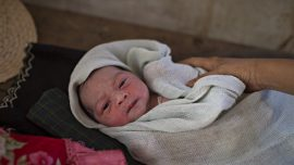 Burma turns to midwives to lower infant mortality