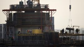Construction spending at nearly 11-year high