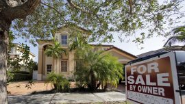 Pace of rise in U.S. home prices at three-year high