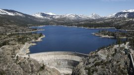 California drought ends, at least temporarily
