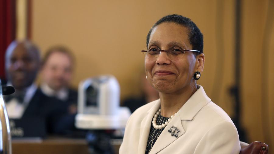 Police say no crime in NY judge death