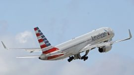 American Airlines works to defuse potential public outrage