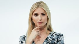 Ivanka Trump defends dad on women's rights