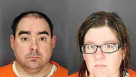 Inspired by movie, couple kills son, prosecutor claims