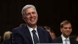 Senate confirms Neil Gorsuch to become newest Supreme Court justice