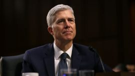 Senate Judiciary Committee to vote on Supreme Court Nominee Neil Gorsuch