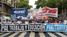 Argentines take to the streets in support of a free market