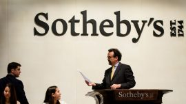 Sotheby's Hong Kong auction makes $8 million