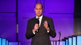 Prince William addresses mental health at documentary screening