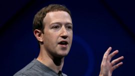 Facebook CEO wants site to build common ground