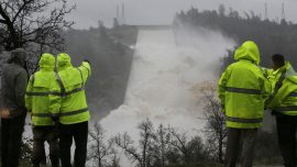 Managers erred during Oroville Dam crisis