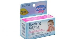Toxic herb in baby teething tablets lead to recall
