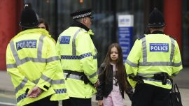 Children made up most of the crowd at Ariana Grande concert