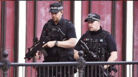 UK police arrest man in connection with concert bombing