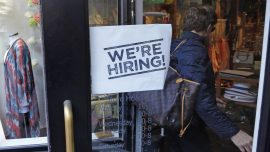 More jobs, fewer unemployed workers in March