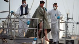 Italy, Malta argued while migrant boat sank