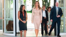 First Lady Melania Trump to Host Discussion on Opioid Crisis