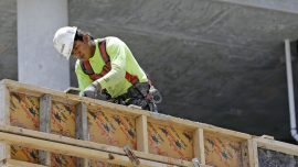U.S. economic growth still slow, but faster than expected