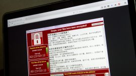 Global cyberattack continues to spread, albeit more contained