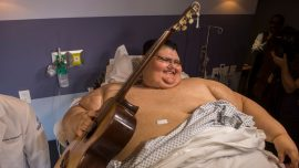 World's heaviest man recovering from bypass surgery