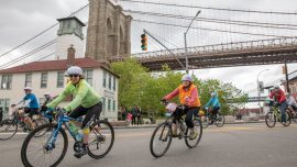 TD Five Boro Bike Tour brings 32,000 cyclists to New York City