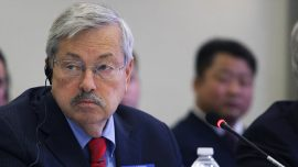 Iowa Governor Terry Branstad approved as new ambassador to China