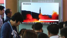 N. Korea fires another missile, US and S. Korea report