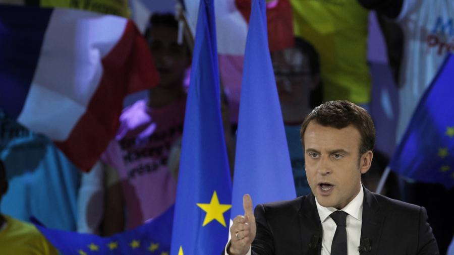 France's election: Macron promises ethics law, Le Pen lifts lines, Poland objects to comparison