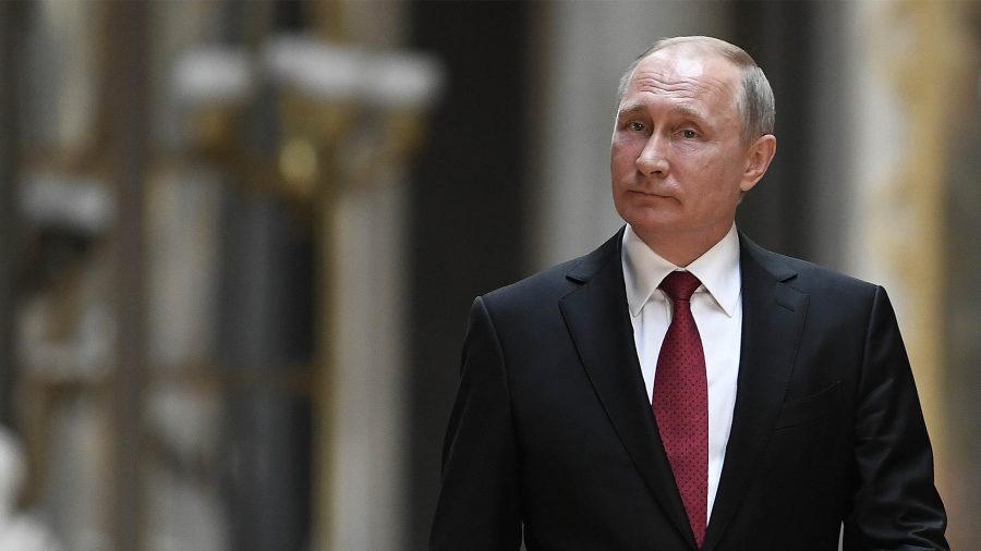 Putin denies all accusations of Russian state hacking