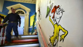 Amazing World of Dr. Seuss museum opens