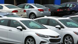 U.S. auto sales reverse downward trend, led by Ford and Nissan