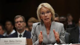 DeVos to Revise Two Obama-Era Rules Regulating For-Profits