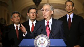 Senate Republicans not completely united behind latest health care bill