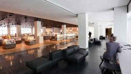 MoMA expanding galleries, relaxation space