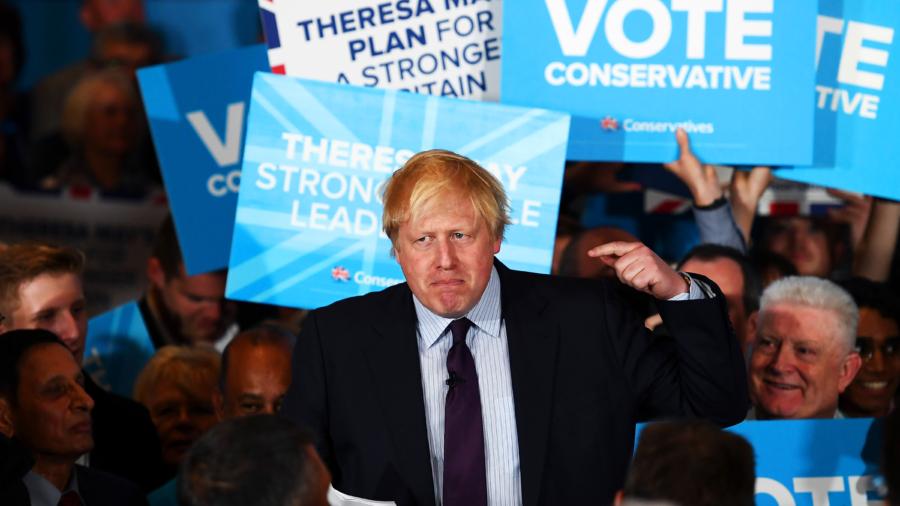 British Foreign Secretary denies wanting Prime Minister's job