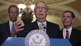 Republicans face crucial healthcare vote this week